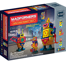 Купить Magformers Walking Robot Set