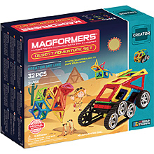 Купить Magformers Desert Adventure Set