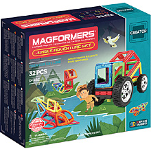 Купить Magformers Jungle Adventure Set