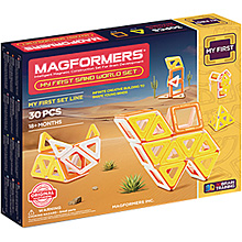 Купить Magformers My First Sand World Set