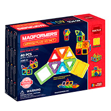 Купить Magformers Window Plus 40 Set