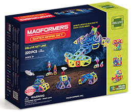 Купить Magformers Super Brain Set