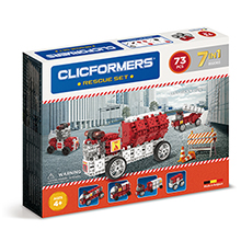 Купить Clicformers Rescue Set