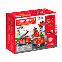 Купить Magformers Amazing Rescue Set