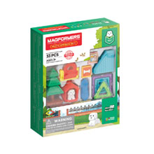 Купить Magformers Milo`s Mansion Set